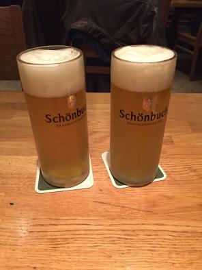 Brauhaus Schönbuch Stuttgart - Oberer Schlossgarten
