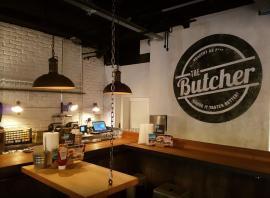 Butcher Aarbergergasse