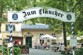 Zum Flaucher (Biergarten)